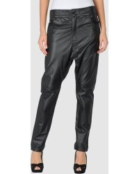 Jo No Fui Leather Pants - Lyst