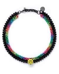 Venessa Arizaga - 'rainbow Smile' Necklace - Lyst