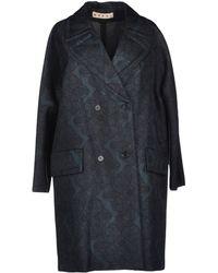 Marni Coat - Lyst