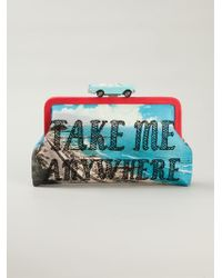 Sarah's Bag 'Take Me Anywhere' Clutch - Lyst