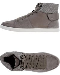 Lacoste Hightops  Trainers - Lyst
