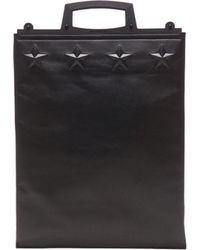 Givenchy - Debossed Star Rave Bag - Lyst