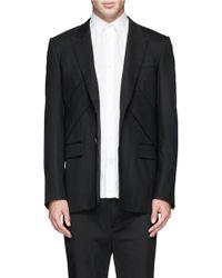 Givenchy Decorative Sash Tuxedo Jacket - Lyst