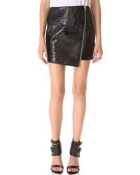 StyleStalker - The Play Maker Skirt - Lyst