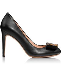 Tory Burch Chase Matte Pump - Lyst