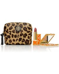 Tory Burch Kerrington Tiny Brigitte Cosmetic Case - Lyst