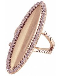 House of Harlow 1960 - Geodesic Cocktail Ring - Lyst