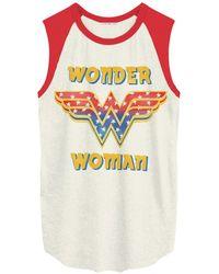 Junk Food | Wonder Woman Tank | Lyst