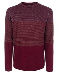 Paul Smith Damson Gradient Knit Sweater - Lyst