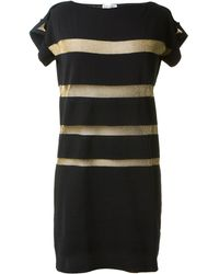 Vionnet Openwork Dress - Lyst