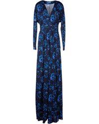John Galliano Long Dress - Lyst