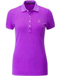 Ralph Lauren Golf - Club Polo - Lyst
