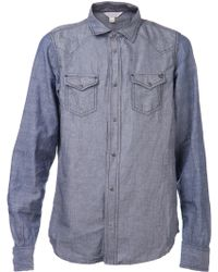 Diesel Button Down Shirt - Lyst