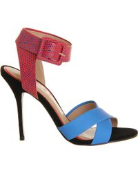 Office Solo Single Sole Sandal - Lyst
