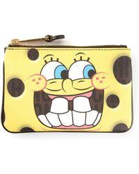 Moschino Spongebob Clutch - Lyst