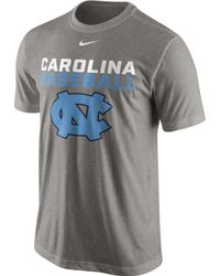 Nike Mens North Carolina Tar Heels Team Issue Legend Tshirt - Lyst