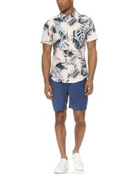 Opening Ceremony - Weir Suiting Reflex Shorts - Lyst