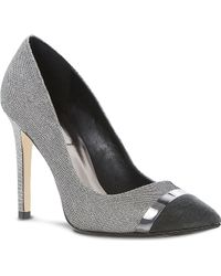 Dune Bellini Metal Trim Court Shoes - Lyst
