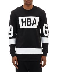 Hood By Air Graphic Longsleeve Tshirt - Lyst