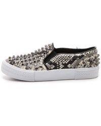 Steve Madden X Peace Love Shea Fairfax Sneakers  Natural - Lyst
