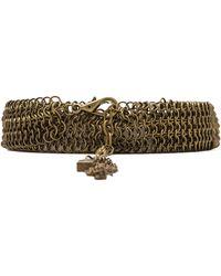 Rachel Pally - Chainmail Belt in Metallic Bronze - Lyst