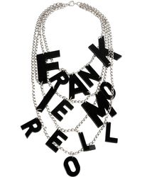 Frankie Morello - Necklace - Lyst