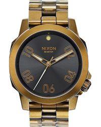 Nixon   Wrist Watch   Lyst