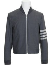 Thom Browne Jacket - Lyst