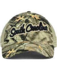 Legacy Athletic - South Carolina Gamecocks Lost Camo Script Trucker Cap - Lyst