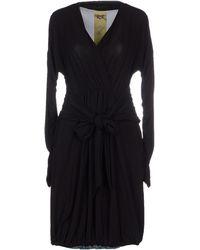 Alice San Diego Short Dress black - Lyst