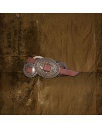 Denim & Supply Ralph Lauren - Concho Leather Belt - Lyst
