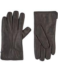 Barneys New York - Men's Fur-lined Gloves - Lyst