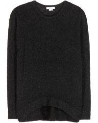 Helmut Lang Wool-Blend Sweater - Lyst
