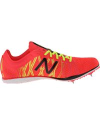 New Balance Red Sneakers - Lyst