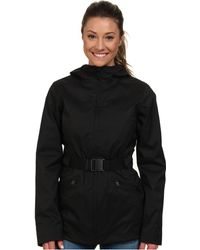 The North Face Black Ophelia Jacket - Lyst