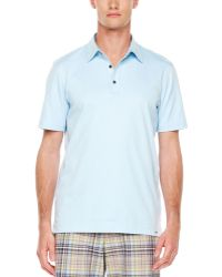 Michael Kors Shortsleeve Polo - Lyst