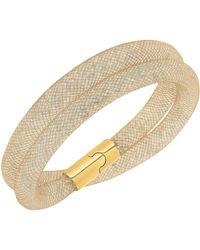 Swarovski - Stardust Bracelet And Necklace - Lyst