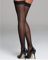 L'Agent by Agent Provocateur - Fishnet Hold Up Tights - Lyst