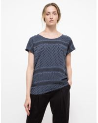 Just Female Partisan Top - Lyst