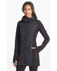 Bench - 'Shenanigan B' Water Resistant Hooded Jacket - Lyst
