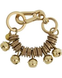 Moxham - Morphic Gold Plated Cuff - Lyst