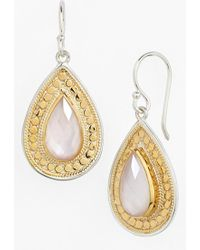 Anna Beck - 'gili' Teardrop Earrings - Lyst
