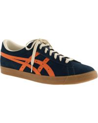 Onitsuka Tiger Fabre Low® Sneakers blue - Lyst