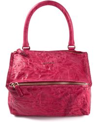 Givenchy Medium Pandora Shoulder Bag - Lyst