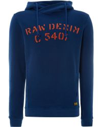 G-star Raw Crew Neck Sweatshirt - Lyst