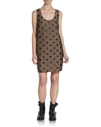 Marc By Marc Jacobs Clara Polka Dot Dress - Lyst