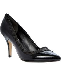 Dune Alivia Asymmetric Court Shoes - Lyst