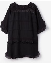 Etoile Isabel Marant Cassy Dress - Lyst