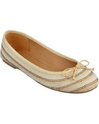 Nine West Aleksander Casual Flats - Lyst
