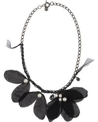 Lanvin Necklace - Lyst
